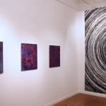 Site specific digital print installation, 2.70 x 3.30 m