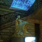 Video installation / Lenticular light box
