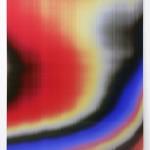Lenticular print on aluminum composite, 0.90 × 1.20 m