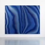 Lenticular print on aluminum composite, 2 panels, 2.20 × 1.80 m