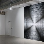 Site-specific wall print installation, Pigment print on synthetic paper, 3.00 m x 3.70 m